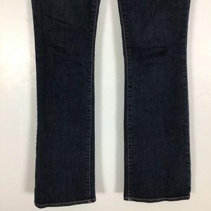 GAP Jeans - Gap 1969 Curvy Bootcut Jeans Dark Wash Stretch